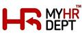 Logo for myhrdept