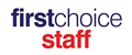 Logo for First Choice Staff