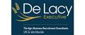 Logo for De Lacy Executive