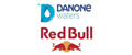 Danone Waters and Red Bull