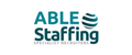 Logo for Able Staffing