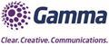 Logo for Gamma Telecom