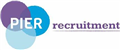 Logo for Pier Recruitment