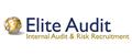 Logo for Elite Audit Recruitment -Internal Audit , Risk & Compliance Recruitment specialists