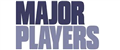 Logo for MAJOR PLAYERS