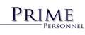 Logo for Prime Personnel