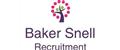 Logo for Baker Snell Recruitment