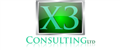 Logo for X3 Consulting Ltd