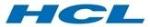 HCL Ltd - APPS & SI