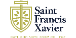 Logo for ST FRANCIS XAVIER COLLEGE