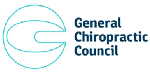 Logo for General Chiropractic Council (GCC)
