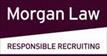 Logo for Morgan Law