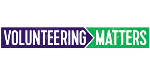 Logo for VOLUNTEERING MATTERS