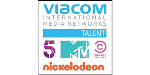 Logo for Viacom International Media Networks