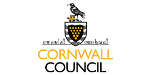 Logo for Cornwall Council