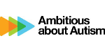 Logo for Ambitious About Autism