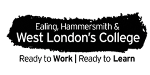 Logo for EALING HAMMERSMITH & WEST LONDON COLLEGE