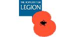 logo for THE ROYAL BRITISH LEGION