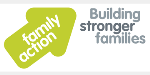 Logo for FAMILY ACTION