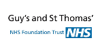 logo for Guy's and St. Thomas' NHS Foundation Trust
