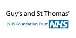 Logo for GUYS & ST THOMAS NHS TRUST