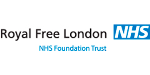 Logo for ROYAL FREE LONDON NHS FOUNDATION TRUST