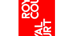 Logo for The Royal Court Theatre