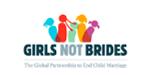 GIRLS NOT BRIDES THE GLOBAL PARTNERSHIP