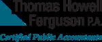 Logo for Thomas Howell Ferguson P.A. CPAs