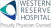 Logo for Western Reserve Hospital