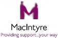 Logo for MacIntyre