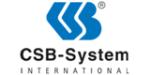 Logo for CSB-SYSTEM AG