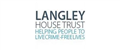 Logo for Langley House Trust