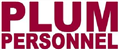 Logo for Plum Personnel