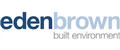 Logo for Eden Brown Built Environment