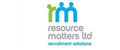 logo for Resource Matters