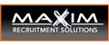 Logo for Maxim Recruitment Solutions