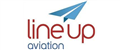 Logo for Line Up Aviation