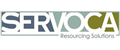 Logo for Servoca Resourcing Solutions