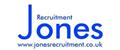 Logo for JONES RECRUITMENT