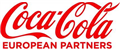 Logo for Coca-Cola European Partners