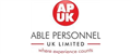 Logo for Able Personnel UK Ltd