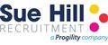 Logo for Sue Hill Recruitment