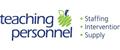 Logo for Teaching Personnel Ltd