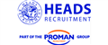 Logo for Heads Recruitment