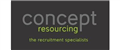 Logo for concept resourcing