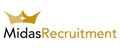 Logo for Midas Recruitment