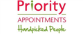 Logo for Priority Appointments
