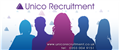 Logo for Unico recruitment