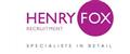 Logo for Henry Fox Retail Recruitment
